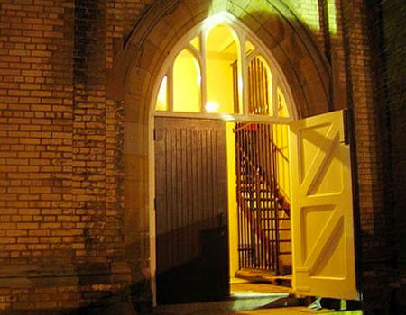 Folkestone Churches Winter Shelter